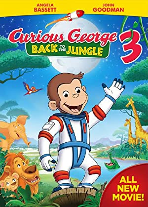 Curious George 3: Back to the Jungle (2015) Download on Vidmate