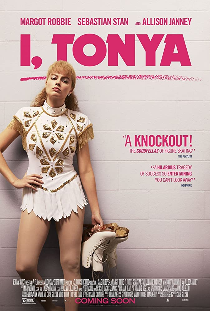 Margot Robbie in I, Tonya (2017)