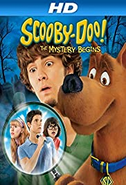 Scooby-Doo! The Mystery Begins(2009) Poster - Movie Forum, Cast, Reviews