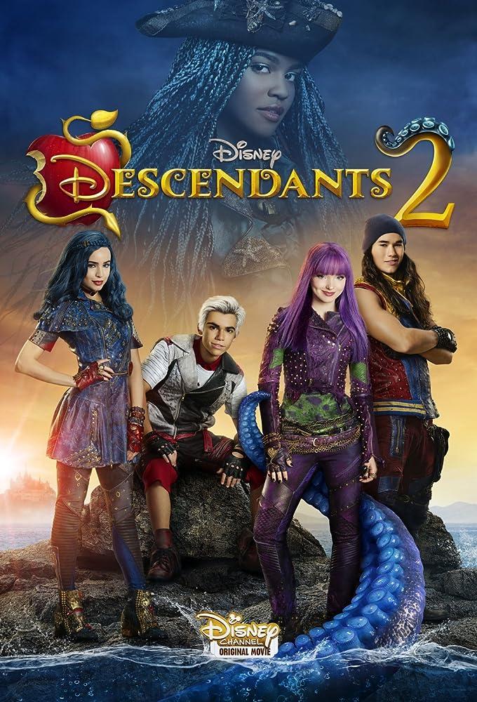Descendants 2 (2017), filme online WEB-HD subtitrat în Română