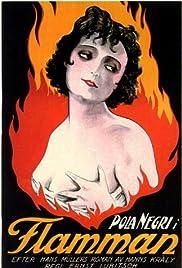Die Flamme Poster