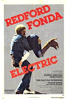 Poster Der elektrische Reiter