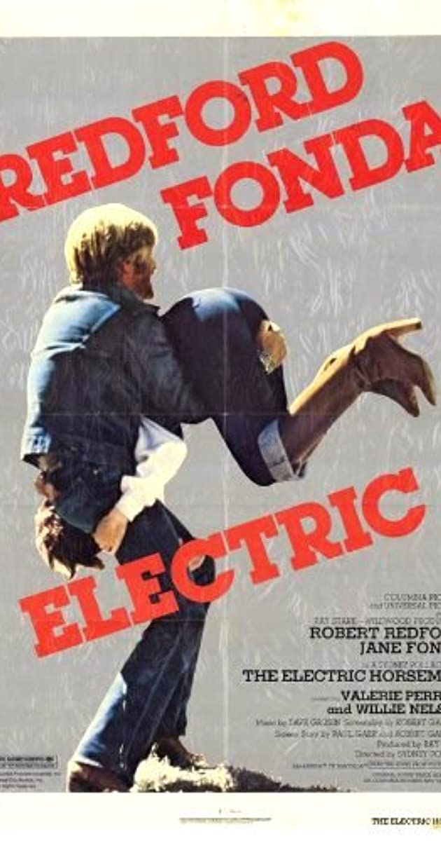 Elektrinis raitelis / The Electric Horseman (1979)