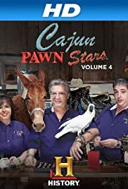 Cajun Pawn Stars Poster - TV Show Forum, Cast, Reviews