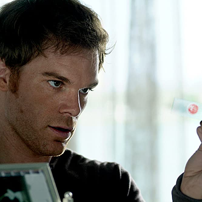 Michael C. Hall in Dexter (2006)