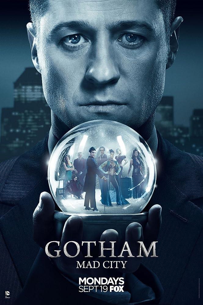 Assistir Gotham Dublado e Legendado Online