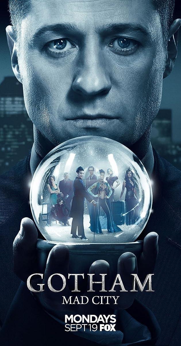Gotham (TV Series 2014– ) 720p