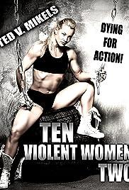 Ten Violent Women: Part Two Poster