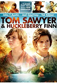 Nonton Film Tom Sawyer&Huckleberry Finn (2014)