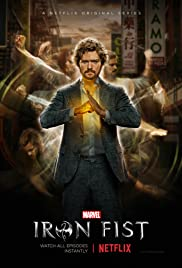 Iron Fist Poster - TV Show Forum, Cast, Reviews