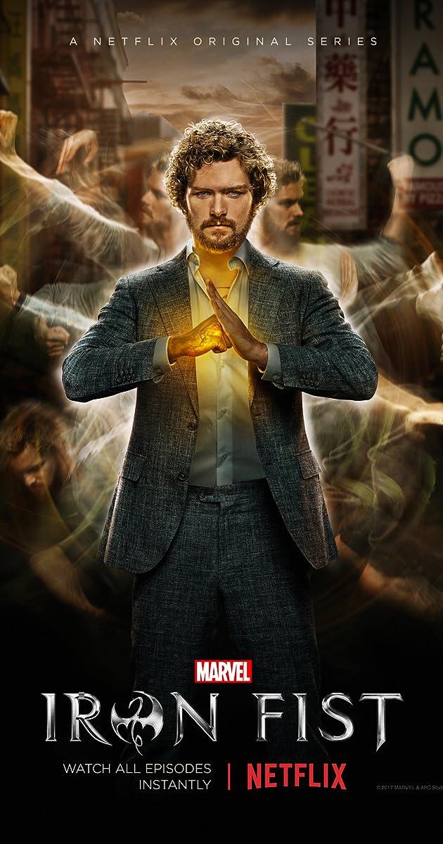 Plieniniai Kumščiai (1 Sezonas) / Iron Fist (2017)
