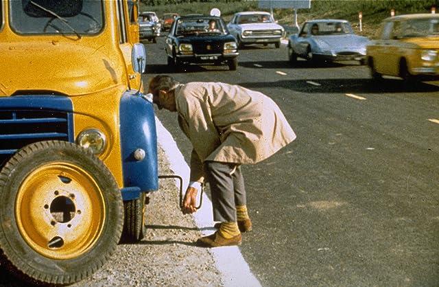 Jacques Tati in Trafic (1971)