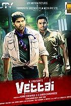 Vettai (2012) Poster