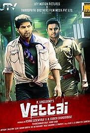 Vettai Poster