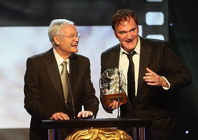 Quentin Tarantino and Roger Corman