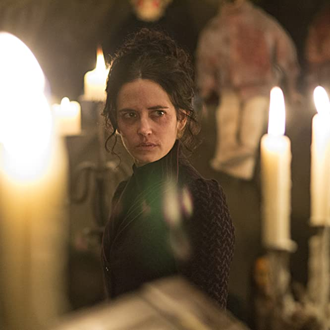 Eva Green in Penny Dreadful (2014)