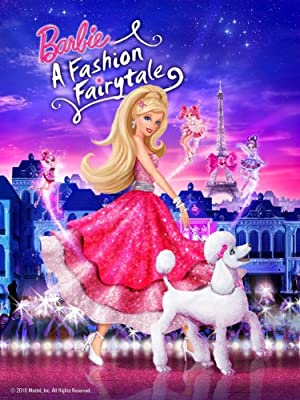 Barbie: A Fashion Fairytale poster