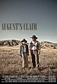 August's Claim Poster