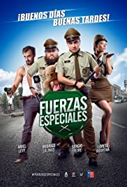 Fuerzas Especiales (2014) Poster - Movie Forum, Cast, Reviews