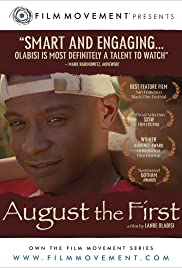 August the First (2007) Poster - Movie Forum, Cast, Reviews