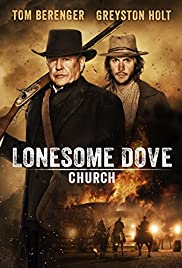 Lonesome Dove Church Poster
