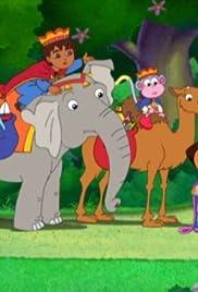 Dora Saves Three Kings Day Poster