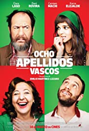 Ocho apellidos vascos (2014) Poster - Movie Forum, Cast, Reviews