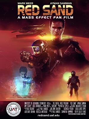 Red Sand: A Mass Effect Fan Film