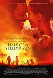 Half of a Yellow Sun (2013) Poster - Movie Forum, Cast, Reviews