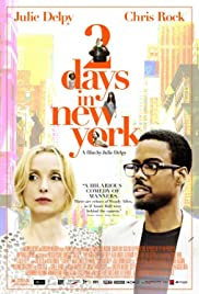 2 Days in New York (2012) Poster - Movie Forum, Cast, Reviews