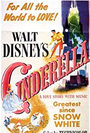 Cinderella (1950) Poster - Movie Forum, Cast, Reviews