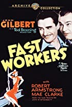Fast Workers (1933) Poster