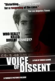 Voice of Dissent Poster