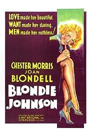 Blondie Johnson(1933) Poster - Movie Forum, Cast, Reviews