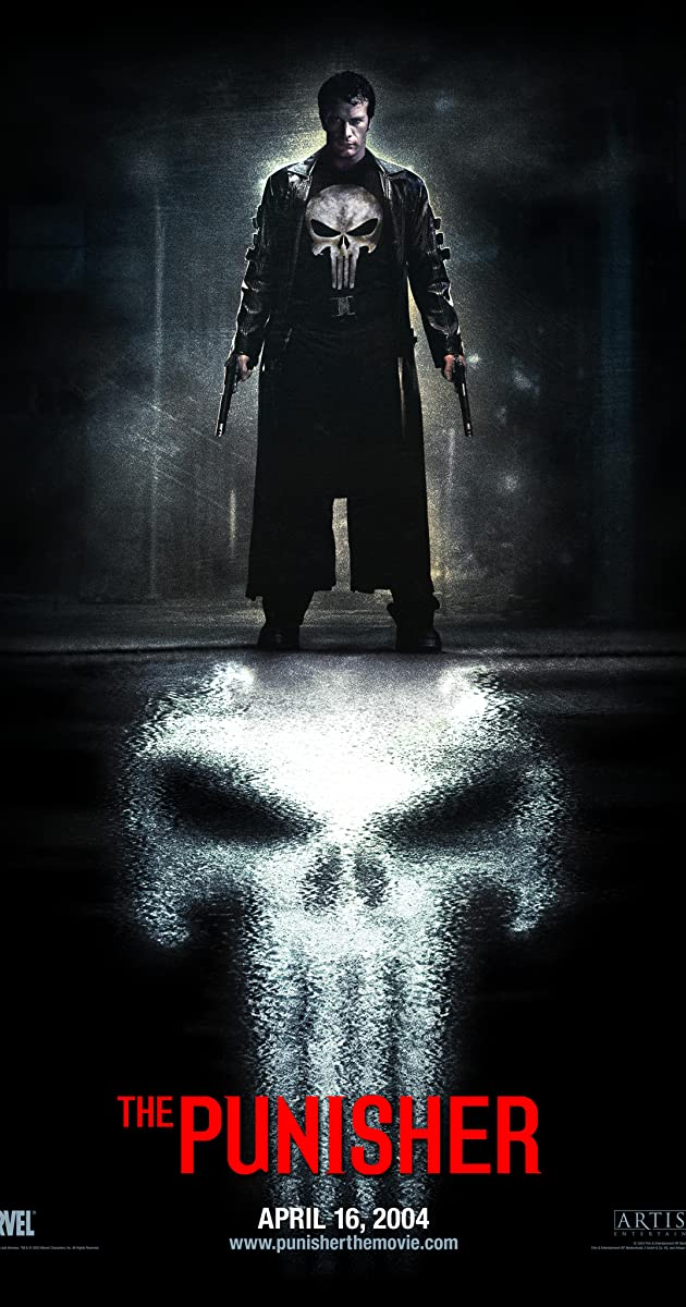 Baudėjas / The Punisher (2004) Online