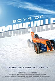 Boys of Bonneville: Racing on a Ribbon of Salt Poster