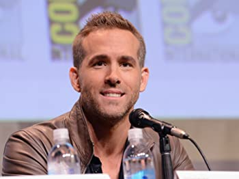 Ryan Reynolds at an event for Deadpool (2016)