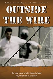 Outside the Wire Poster