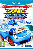 Image of Sonic & All-Stars Racing Transformed