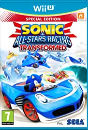 Sonic & All-Stars Racing Transformed Poster