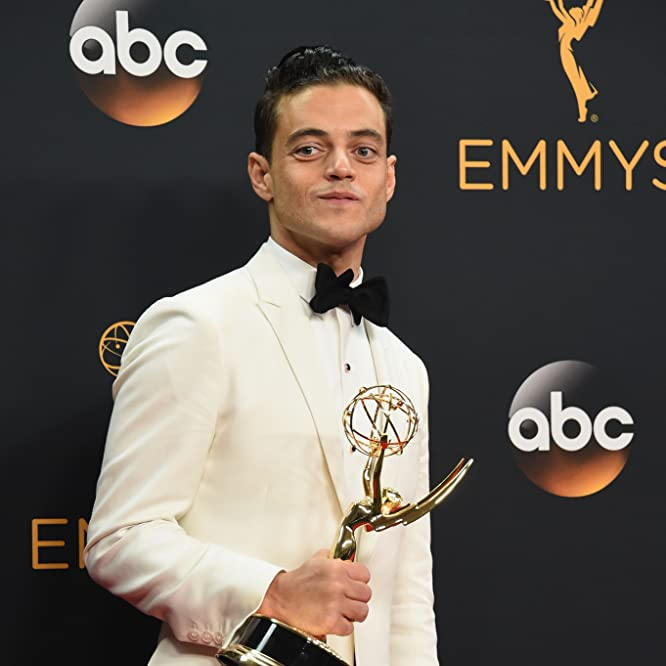 Rami Malek at an event for The 68th Primetime Emmy Awards (2016)