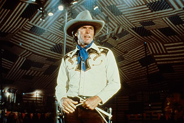 Clint Eastwood in Bronco Billy (1980)
