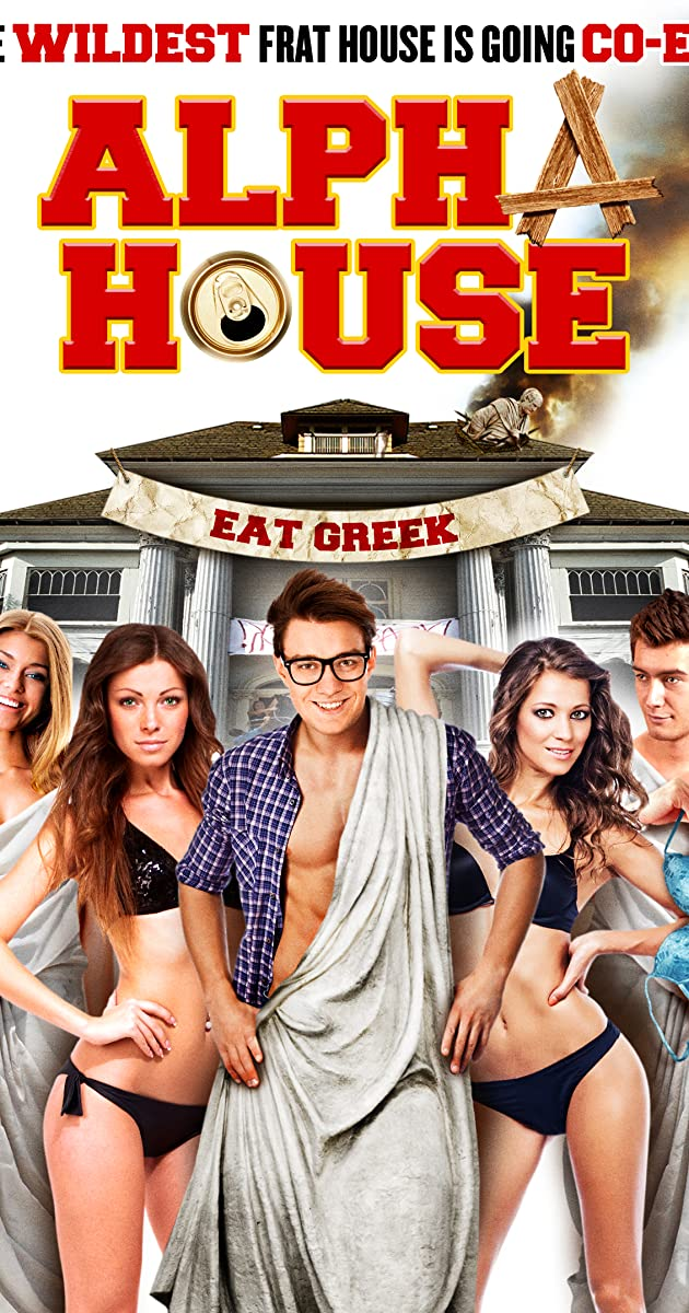 Alpha House (2014) Online