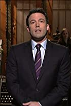 Image of Saturday Night Live: Ben Affleck/David Cook