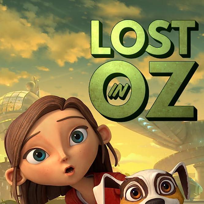 Lost in Oz (2015)