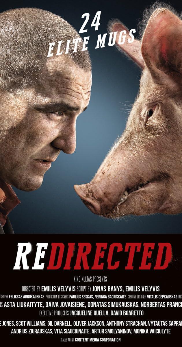 Redirected Legendado