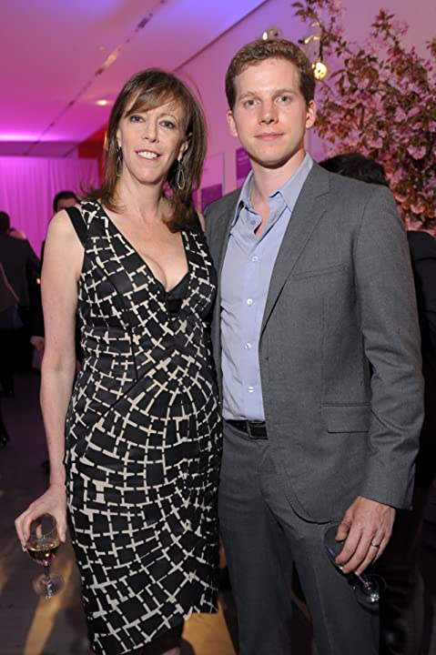 Jane Rosenthal and Stark Sands at The Five-Year Engagement (2012)
