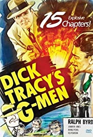 Dick Tracy's G-Men Poster