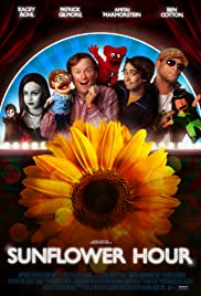 Sunflower Hour Poster