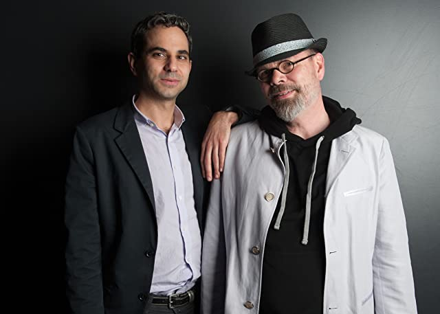 Producer Howard Gertler and director David France attend TheWrap's screening of